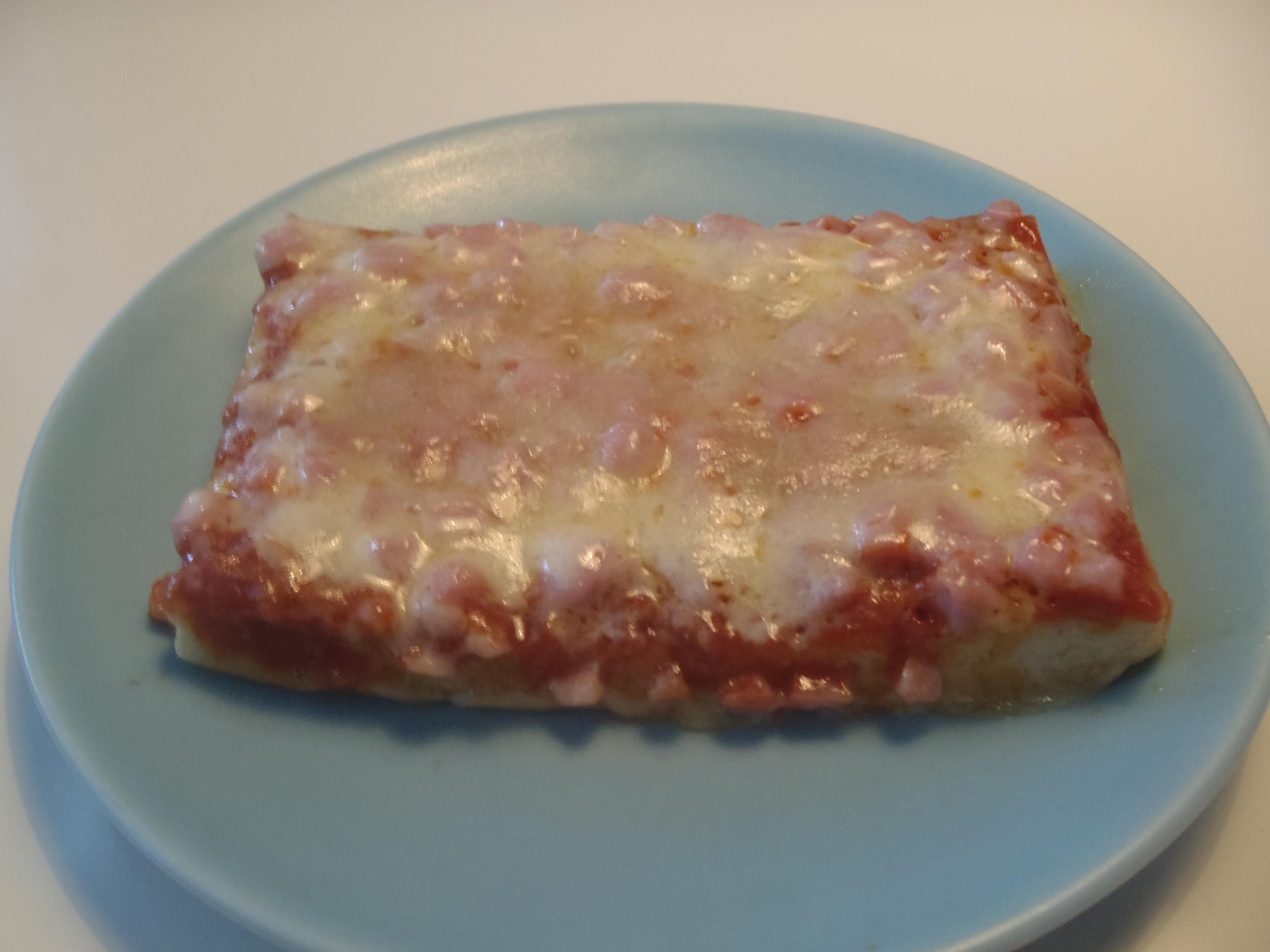 Stabilekonomi pizza